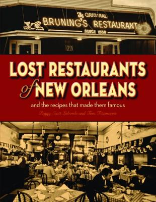Lost Restaurants of New Orleans Cover