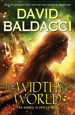 The Width of the World (Vega Jane, Book 3) Cover Image