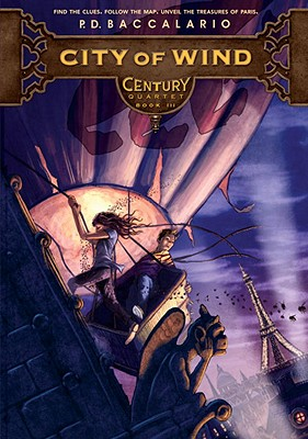 Century #3 Cover
