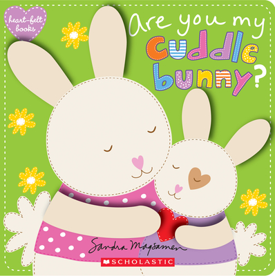 Are You My Cuddle Bunny? Cover