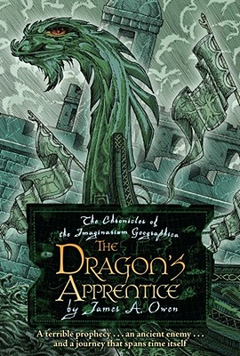 The Dragon's Apprentice Cover Image