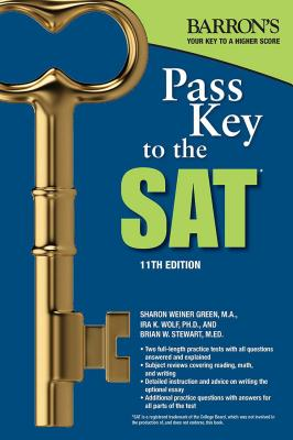 Cover for Pass Key to the SAT