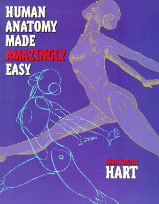Human Anatomy Made Amazingly Easy Cover