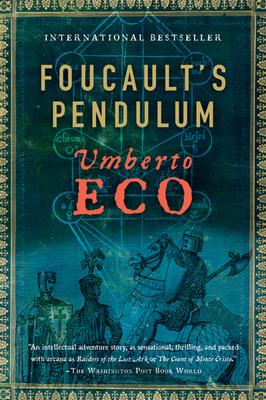 Foucault's Pendulum Cover