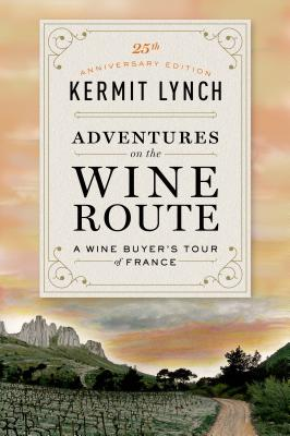 Adventures on the Wine Route Cover