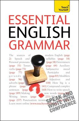 Essential English Grammar Cover Image