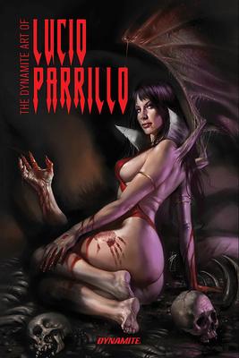 The Dynamite Art of Lucio Parrillo Cover Image
