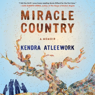 Miracle Country Lib/E: A Memoir cover