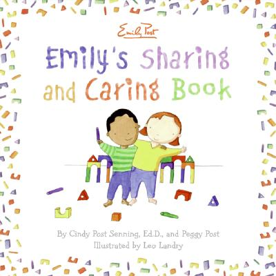 Cover for Emily's Sharing and Caring Book