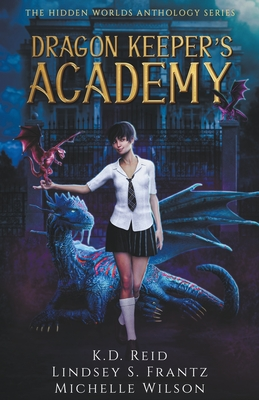 Dragon Keeper's Academy Cover Image