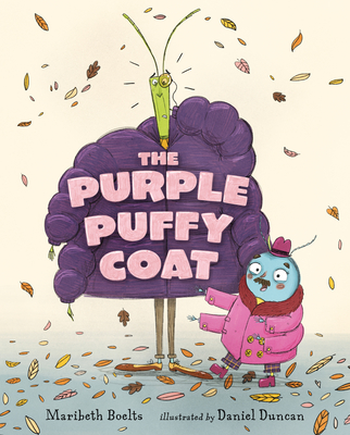 The Purple Puffy Coat Cover Image