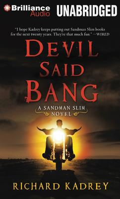 Devil Said Bang (Sandman Slim Novels #4) Cover Image