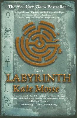 Labyrinth (The Languedoc Trilogy) Cover Image