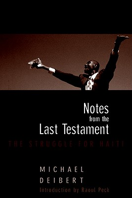 Notes from the Last Testament Cover