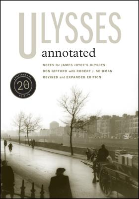 Ulysses Annotated Cover