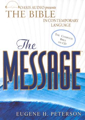 The Message Bible: Complete: The Bible in Contemporary Language Cover Image