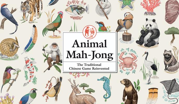 Animal Mah-jong Cover Image