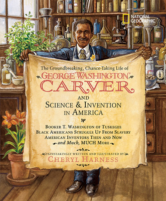 George Washington Carver and Science & Invention in America Cover