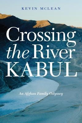 Cover for Crossing the River Kabul