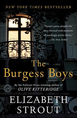 Burgess Boys Cover Image