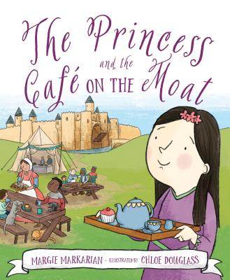The Princess and the Cafe on the Moat Cover Image