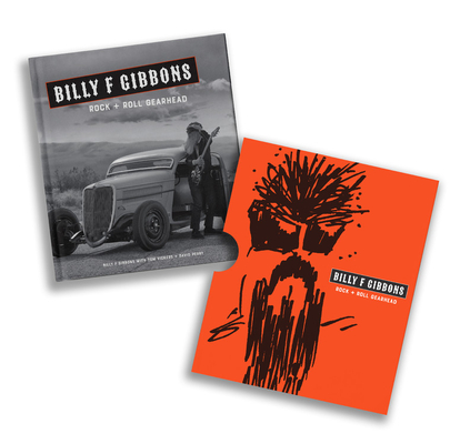 Cover for Billy F Gibbons