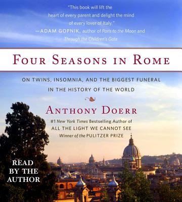 Four Seasons in Rome Cover