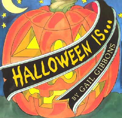 Cover for Halloween Is...