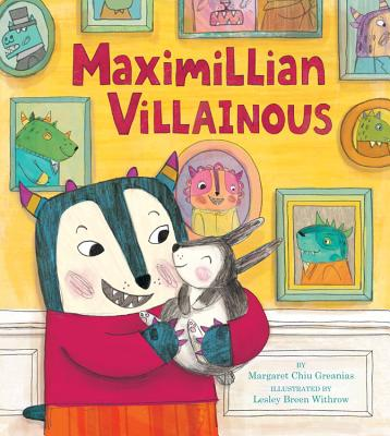 Maximillian Villanious by Margaret Chiu Greanias