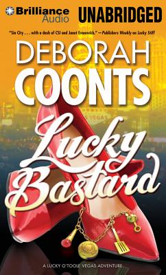 Lucky Bastard Cover Image