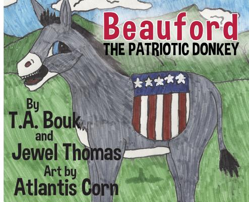 Beauford the Patriotic Donkey Cover Image