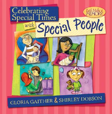 Celebrating Special Times with Special People Cover