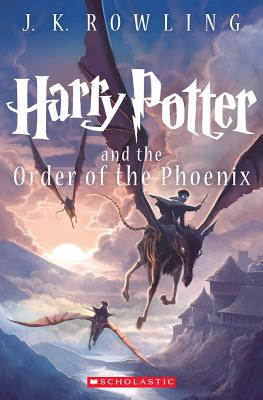 Harry Potter and the Order of the Phoenix (Book 5) Cover Image