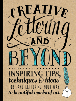 Creative Lettering and Beyond Cover