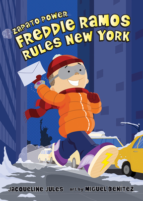 Freddie Ramos Rules New York (Zapato Power #6) Cover Image