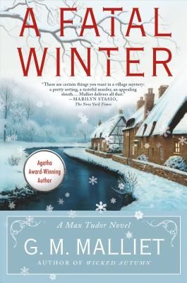 A Fatal Winter: A Max Tudor Novel Cover Image