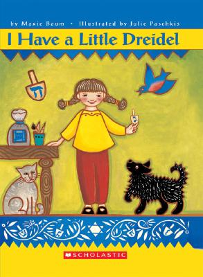 I Have A Little Dreidel Cover