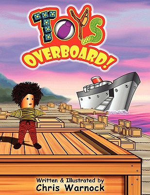Toys Overboard! Cover