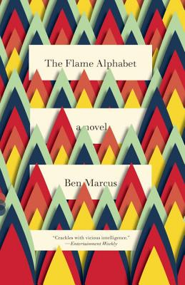 The Flame Alphabet Cover