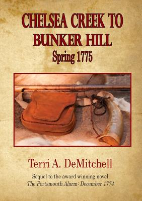 Chelsea Creek to Bunker Hill Cover