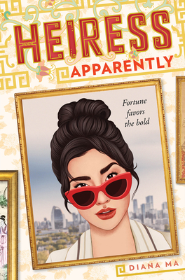 Heiress Apparently (Daughters of the Dynasty) Cover Image