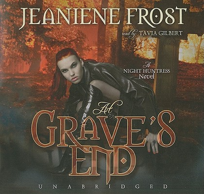 At Grave's End (Night Huntress Novels (Avon Books)) Cover Image
