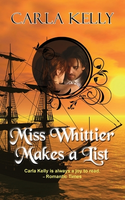 Cover for Miss Whittier Makes a List