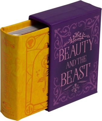 Disney Beauty and the Beast (Tiny Book) Cover Image