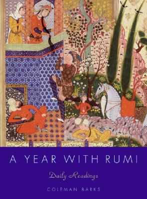 A Year with Rumi: Daily Readings Cover Image