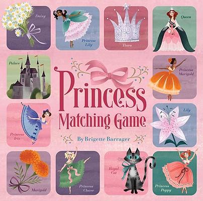 Princess Matching Game Cover Image