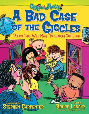 A Bad Case of the Giggles Cover