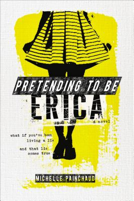 Pretending to Be Erica Cover