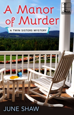 A Manor of Murder Cover Image