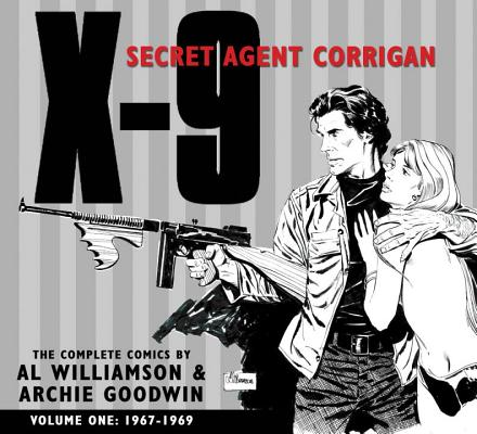 X-9 Cover